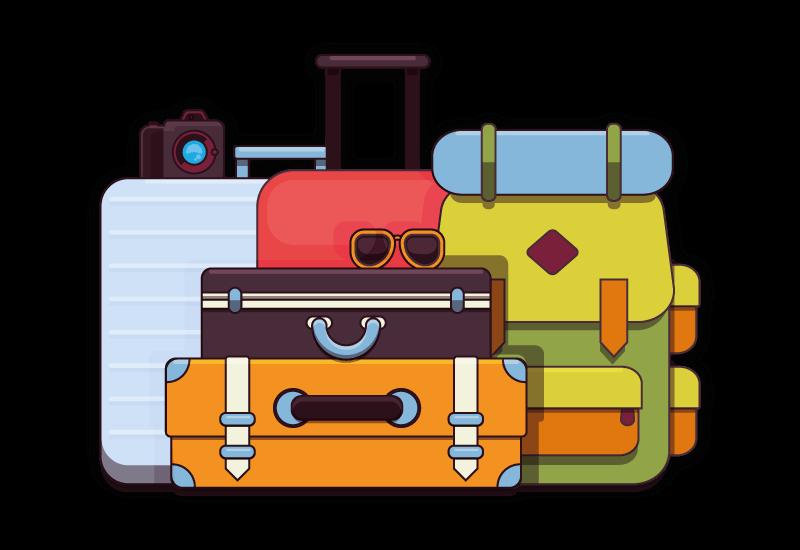 Come spedire una valigia online risparmiando - Quante valigie si possono portare in aereo ...